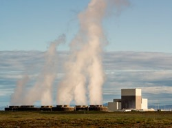 Columbia Generating Site, the NW's only nuclear power plant, draws cooling water from the Columbia River, but its intake devices are not up to modern standards.