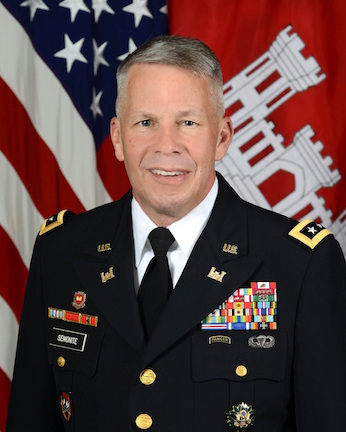 General Todd Semonite becomes the New Chief of Engineers nominated by President Obama