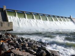 Grand Coulee Dam on the Columbia River. (Bureau of Reclamation)