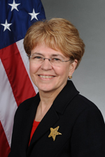 Dr. Jane Lubchenco, Under Secretary of Commerce for Oceans and Atmosphere and NOAA Administrator. (NOAA Photo)