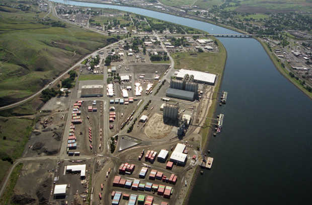 The Port of Lewiston has always been promoted as an economic asset to the state that it hopes will bring business to the northcentral region.