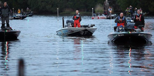 The Columbia River offers excellent habitat for the smallmouth bass that anglers pursue, and a ready diet of crawfish and northern pike minnow contribute to the healthy populations. (photo Janet Blackmon Morgan / THE SUN NEWS)