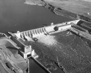 Ice Harbor Lock and Dam is about 10 miles up the Snake River from its confluence with the Columbia. It's among the dams that some suggest should be removed to allow restoration of the river system's natural state.