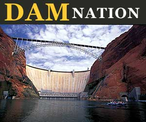 After Glen Canyon Dam was built in 1963, it took 17 years for Lake Powell to fill up for the first time.