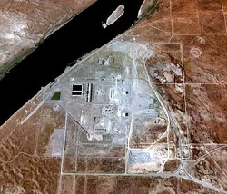 U.S. Geological Survey - There are plenty of reasons to be grumpy about the Columbia, starting with the contamination seeping toward it from the Hanford Nuclear Reservation in southeastern Washington.