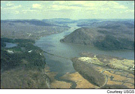 The Hudson River in New York is listed among America's 10 most endangered rivers.