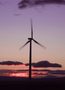 (Iberdrola Renewables) Iberdrola Renewables recently began providing its own backup resources for its 1, 100 megawatts of Northwest wind projects. The Bonneville Power Administration said the move will free up some of its hydroelectric facilities.