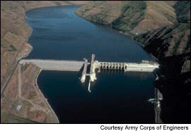Lower Granite is one of four lower Snake River dams on the list for removal.