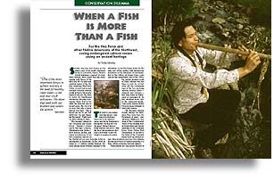 National Wildlife Federation - Feb/March 2000