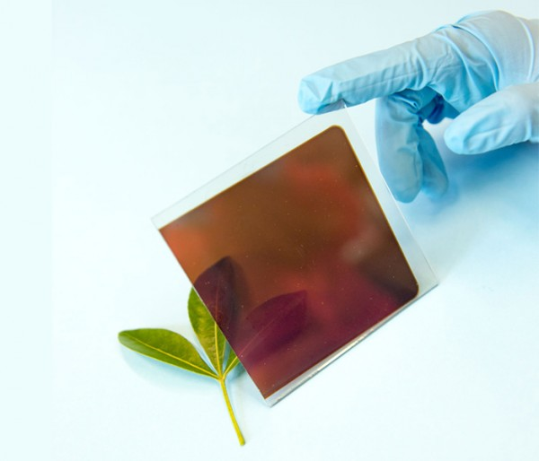 Perovskite solar cells generate electricity just as well when they're made like their simple, silicon counterparts.