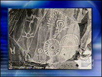 Ancient Petroglyphs finally returned home