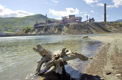(Cheryl Hatch) CanadaÕs Teck Cominco smelter north of Spokane has set off legal action.
