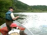 The steelhead fishing season on the Clearwater River will open Sunday.