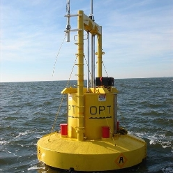 PowerBuoys could produce electricity in Oregon's Douglas County by the end of 2007.