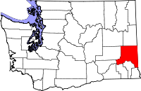 Whitman County produces more barley, wheat, dry peas, and lentils than any other county in the United States.