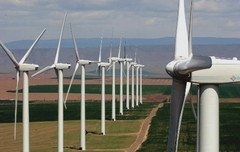 Wind turbines continue to sprout up in the Northwest